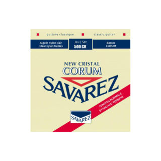 Savarez 500CR New Cristal Corum